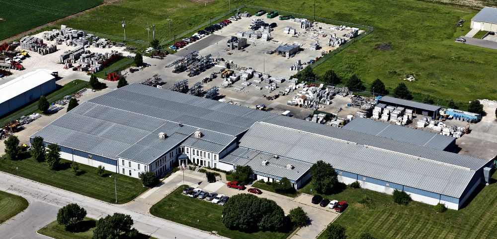 Aluminum Pallets Manufacturing Facility in Shawnee, Kansas