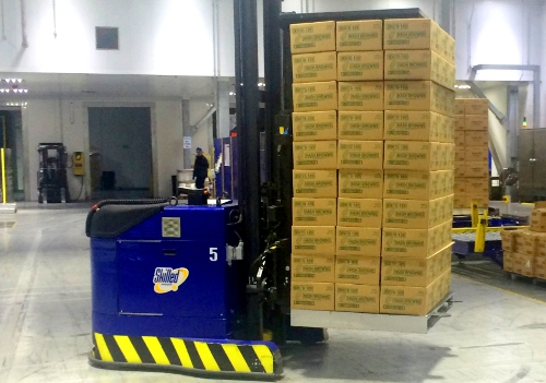 Simplot Using Aluminum Pallets for its Food Processing Facility